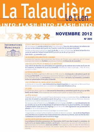 Infoflash 209